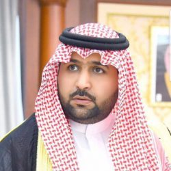 أمير منطقة جازان بالنيابة يستقبل الأمين العام للجمعية السعودية للتوحد.
