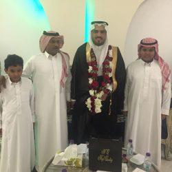 """""""القعبوبي » يحتفل بزواجه أبنائه في بريدة"""