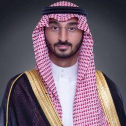الأمير محمد بن عبدالعزيز يواسي أسرتي الحازمي وعبدالحق .