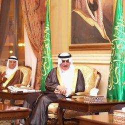 مدير تعليم الاحساء في زيارة تفقدية بثانوية الملك خالد