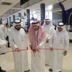 أمير الباحة يدشن بوابة العقيق ومركز الأمير حسام للمعارض والمؤتمرات