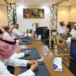 وفد من الإعلاميين بالدول الإسلامية في ضيافة الرئاسة