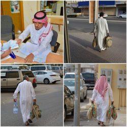 الشاب عبدالله الخبراني يحتفل بزواجه
