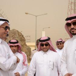 بلدي قوز الجعافرة في زيارة لأمين منطقة جازان