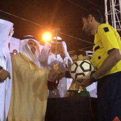 """الأمير فيصل بن مشعل يفتتح فعاليات """"صقورنا"""" بمنطقة القصيم"""