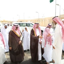نائب أمير منطقة جازان يلتقي مشايخ وأهالي بيش