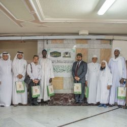 الشيخ السديس: لا شعارات حزبية ولا مذهبية ولا سياسية أو طائفية في الحج