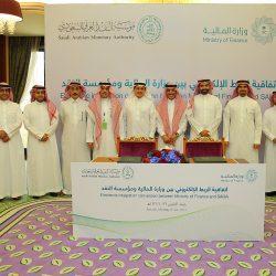 مسئولون ورجال أعمال المملكة تقف مع العالم الاسلامي وتدعم قضاياه