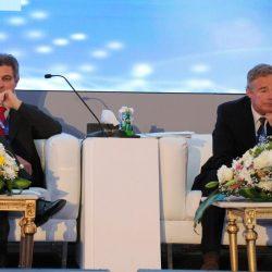 محافظ مدينة جدة يدشن افتتاح مركز الغاليريا