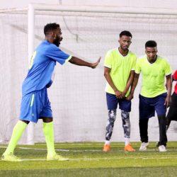 هادي الدوسري يحصل على الرخصة الآسيوية C في كرة القدم