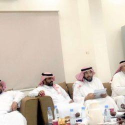 """قيادة لواء الإمام سعود الكبير """"الحادي عشر""""بالحد الجنوبي تكرم مدير تعليم صامطة """"الصميلي"""""""
