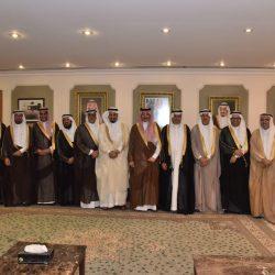 رئيس وأعضاء المجلس البلدي بقوز الجعافره يهنؤن القياده الرشيدة بحلول شهر رمضان المبارك