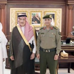الشيخ بشير هوداني شيخاً لقبيلة الهوادنه بمحافظة ضمد