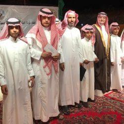 أسرة ابن ثواب تحتفل بابنها عبد الله بن عبد العزيز عريسا