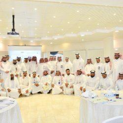 مدني تبوك يستقبل مدير فرع هيئة الهلال الأحمر السعودي بالمنطقة