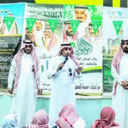 بحضور مدراء الدوائر الحكومية بالمنطقة أقيم حفل توديع للعقيد المالكي