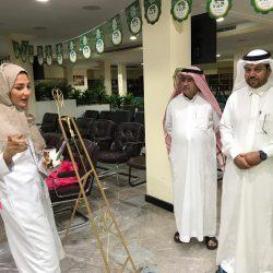 افتتاح عيادة التثقيف الدوائي بمستشفى العيون بجدة