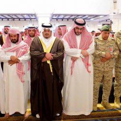 سمو امير الباحة يستقبل نائب وزير النقل لشوؤن الطرق بديوان الامارة