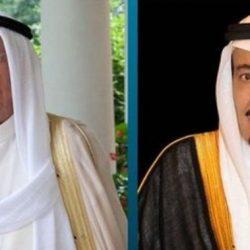 مستشار خادم الحرمين الشريفين أمير منطقة مكة المكرمة يصل الظهران