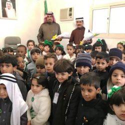 1092 مدرسة بالأحساء تحتفل بالذكرى الخامسة لبيعة ملك الحزم والعزم