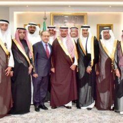 أمير الباحة لشباب الوطن المسؤولية كبيرة في المحافظة على هذا الكيان ولحمته الوطنية والتنبه لكل من يحاول النيل منه