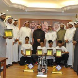 السياري للمرتبة الخامسة عشرة بإمارة منطقة الباحة