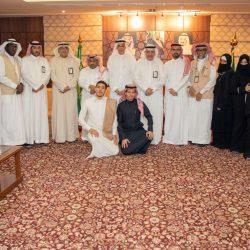 المعهد العلمي بضمد يُقيم حفل تكريم للمتقاعدين بالمعهد العلمي