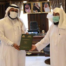 عقد اتفاقيه مجتمعية بين لجنة التنمية بحي النهضة بالرياض وفريق بروين التطوعي