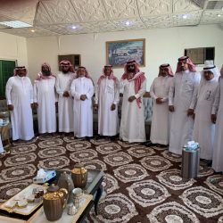 نايف بن عويد العنزي رئيس لهيئة حفرالباطن