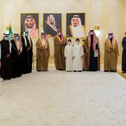 أمير المدينة المنورة يستقبل رئيس مجلس إدارة الغرفة التجارية الصناعية بمحافظة ينبع