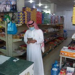 الشيباني يزور فرع وزارة البيئة بمنطقة مكة المكرمة