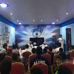 لقاء تنسيقي بين أمين العاصمة المقدسة ومدير عام التعليم بمنطقة مكة