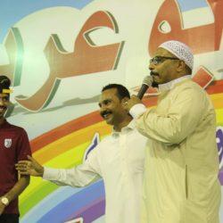 أمير القصيم يستقبل مدير شرطة المنطقة المكلف العتيبي واللواء الطالب بعد تقاعده