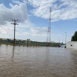 أمطار على محافظة جدة وكامل وبحرة