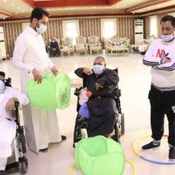 محافظ ضمد يقف على سير العمل بمستشفى ضمد العام