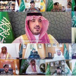 """""""المصلى المعلّق بمحافظة فيفاء""""يتصدّر المشهد أول أيام العيد"""