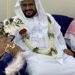 شيخ قبيلة الحوازمة آل حسن بن مكي الحازمي يحتفل بعقد قران نجله الشريف عبدالله
