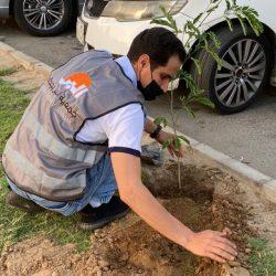 فريق دايموند السعودية بالقصيم يشارك فرع الموارد البشرية والتنمية الاجتماعية احتفال اليوم الوطني ٩١